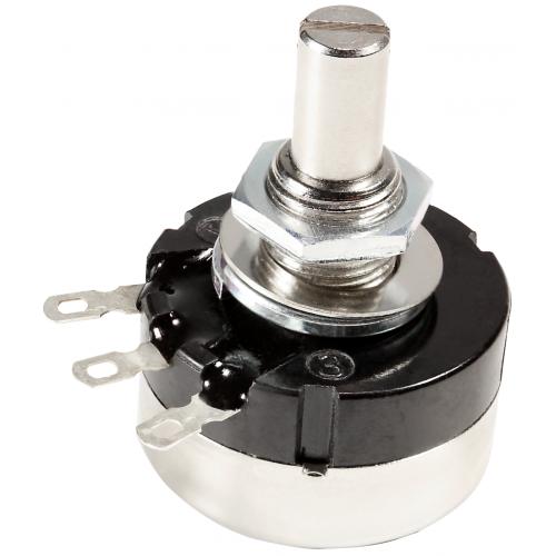 Potentiometer - Tocos, RV24, Audio, 10%, 6mm Shaft image 1