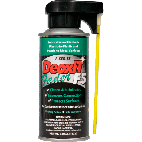 DeoxIT® Fader F5 - Caig, 5% solution image 1