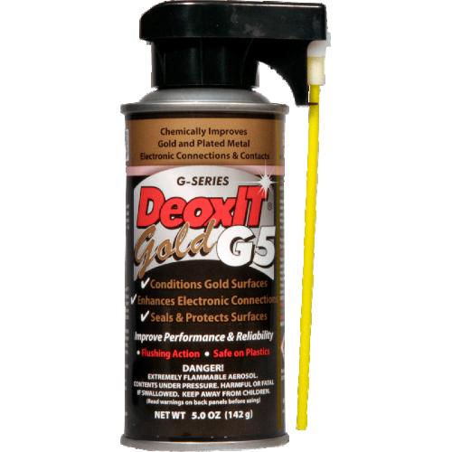 DeoxIT® Gold G5 - Caig, spray image 1