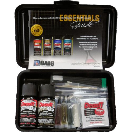 Audio / Video Survival Kit - Caig kit image 1