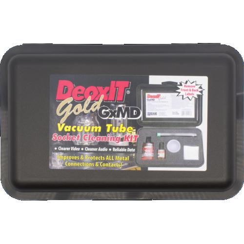 Vacuum Tube Survival Kit - Caig, DeoxIT® Gold image 3