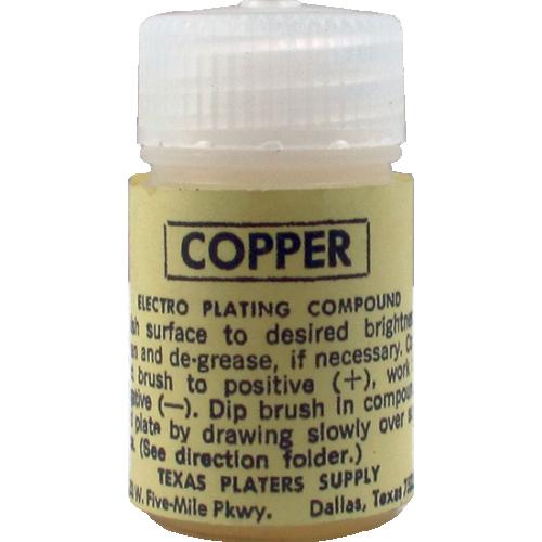 Pictured: Copper