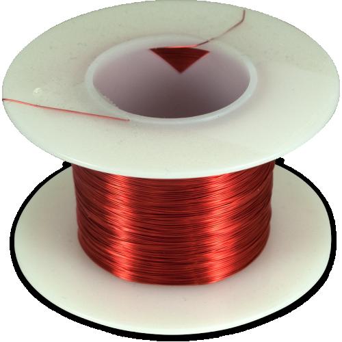 Wire - Magnet, 32 Gauge, 400 foot spool image 1