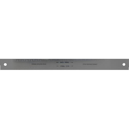 String Spacing Ruler - Steel image 1