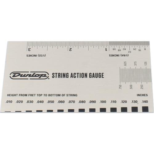 String Action Gauge - Dunlop, System 65 image 1