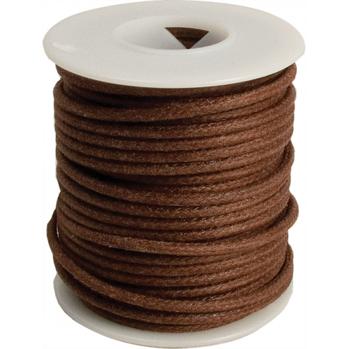Wire - 20 AWG Solid Core, Lacquered Cloth Cover, 600V image 9