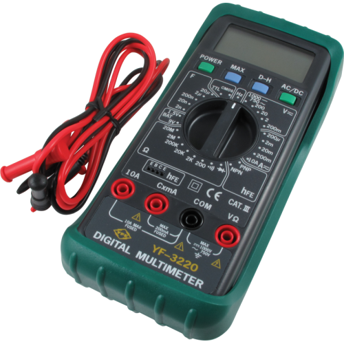 Digital Multimeter - YF-3220 image 1