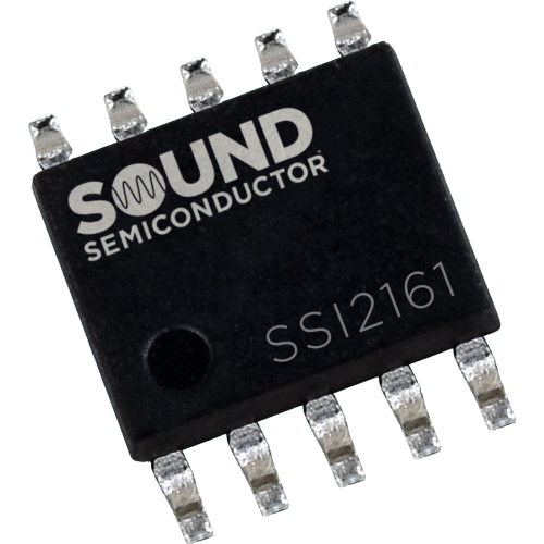Integrated Circuit - SSI2161, Single VCA, Sound Semiconductor image 1