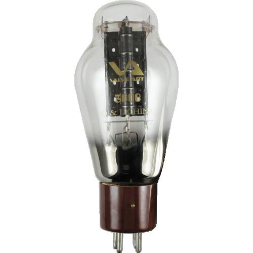 Vacuum Tube - 300B, Valve Art image 1