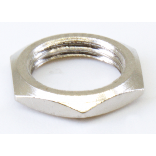 Nut - Hex, for mounting Qingpu 3.5mm jacks image 1