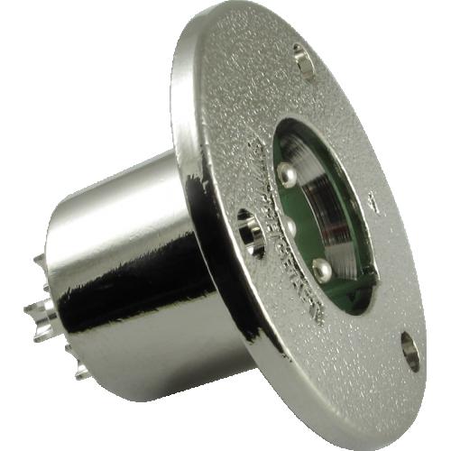Jack - Switchcraft, premium XLR, 3-Pin Male, circular panel-mount image 1