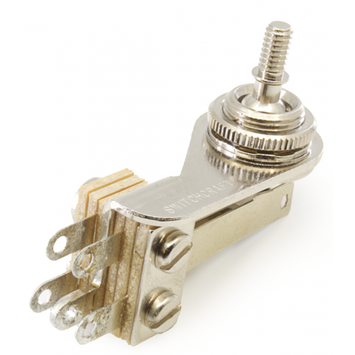 Switch - Switchcraft, Pickup Selector, for Gibson® L-Type image 3