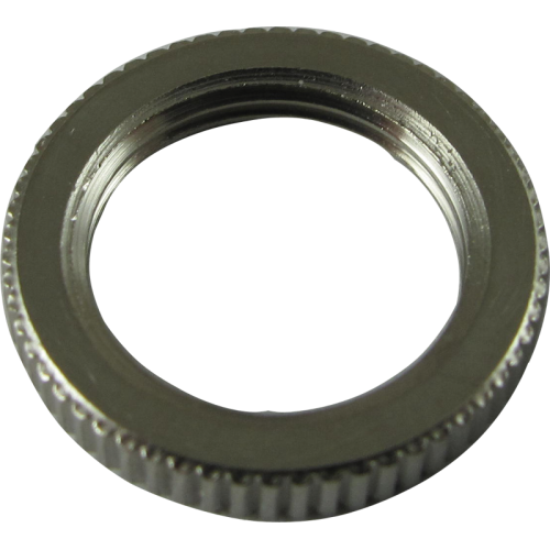 Nut - Switchcraft, Knurl Nut for Switches image 1
