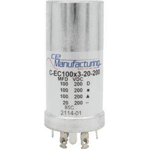 C-EC100X3-20-200