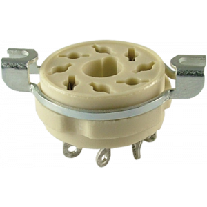 Socket - 8 Pin Ceramic, High Quality