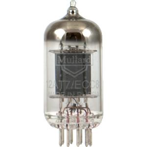 Vacuum Tube - 12AT7, Mullard
