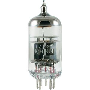 Vacuum Tube - 12AX7, China