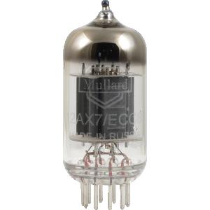 Vacuum Tube - 12AX7/ECC83, Mullard, Made in Russia