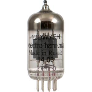 Vacuum Tube - 12DW7, Electro-Harmonix