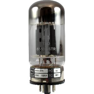 Vacuum Tube - 6550A-STR, Tube Amp Doctor, Premium Selected - Matched Quad