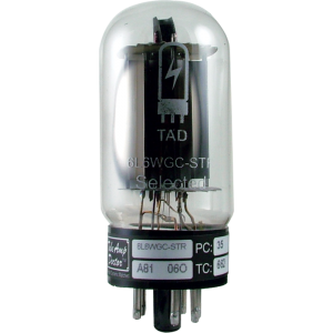 Vacuum Tube - 6L6WGC, Tube Amp Doctor - Matched Pair