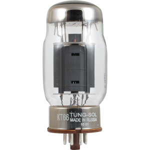 Vacuum Tube - KT66, Tung-Sol Reissue - Matched Pair