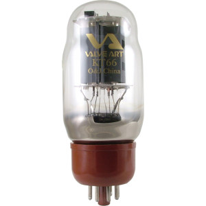 Vacuum Tube - KT66, Valve Art