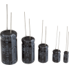 Capacitor - 100V, 100µF, Radial Lead, Electrolytic image 1