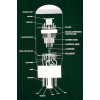 T-Shirt - Forest Green with 6L6 Diagram image 1