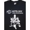 Shirt - Black with MOD® Kits DIY Pedal  image 1