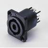 Jack - Switchcraft, HPC Loudspeaker, panel-mount connector image 2