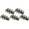 Terminal Strip - 3 Lug, 0 Common, Vertical image 1