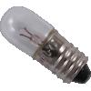 Dial Lamp - #40, T-3-1/4, 6.3V, .15A, Screw Base image 2