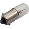 Dial Lamp - #47, T-3-1/4, 6.3V, 0.15A, Bayonet Base image 2