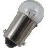 Dial Lamp - #51, G-3-1/2, 7.5V, .22A, Bayonet Base image 2