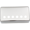 Cover - Humbucker, 49.2mm, Nickel Silver, USA image 1