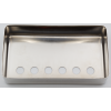 Cover - Humbucker, 49.2mm, Nickel Silver, USA image 2