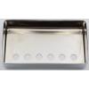 Cover - Humbucker, 50mm, Nickel Silver, USA image 2
