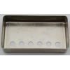 Cover - Humbucker, 50mm, Nickel Silver, USA image 8