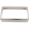Cover - Humbucker, Open, Nickel Silver, USA image 7