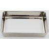 Pictured: Polished Nickel