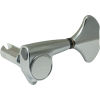 Tuners - Gotoh, Compact 707 for Bass, chrome, 4-In-Line image 2