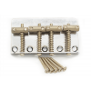 Bridge - Gotoh, Relic, Vintage Style, for Bass, 4-String image 1