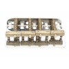 Bridge - Gotoh, Relic, Vintage Style, for Bass, 4-String image 3