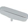 Pickup Cover - for Telecaster, Chrome image 1