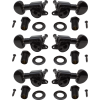 Tuners - Grover, Mini Rotomatic, 3 per side image 1