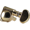 Tuners - Grover, Mini Lock Roto, 3 treble and 3 bass, 18:1 image 2