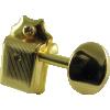 Tuners - Fender®, Vintage Stratocaster / Telecaster, gold image 2