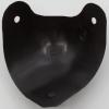 Corner - Marshall, Black Plastic, 3-Hole, Front Left / Right image 3