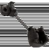 """Strain Relief - Nylon, 0.11"""" x 0.21"""" Wire (SPT-1) image 2"""
